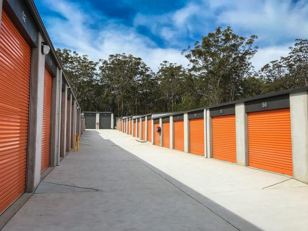 Storage Units | Jervis Bay Self Storage